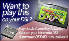 DStwo - Play GBA on DSi